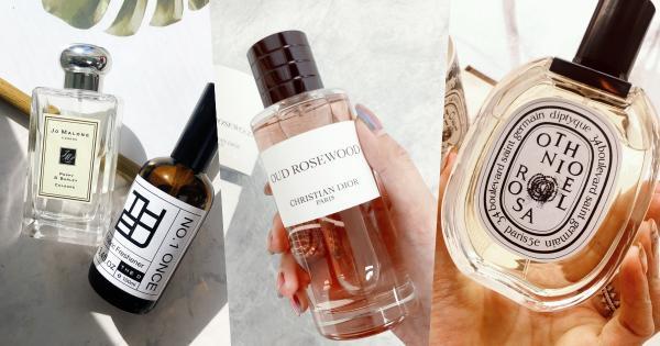 绝不造假:费洛蒙最高香水推荐TOP10,年度迷魂级Dior、diptyque...让你的搭讪率狂升