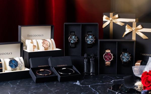 手表控绝对爱!Theodora's希奥朵拉情人节限定礼盒「手环、表带」已帮你搭配好,快看过来!