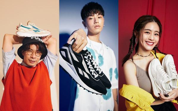 Reebok全新CL Legacy AZ复古跑鞋、秒增高三公分!牛奶燕麦色好美,可以直接打包了!