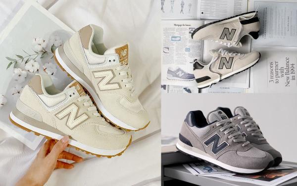 爆款推荐:NB球鞋TOP6出炉!iu元祖灰,327,5740......穿上不仅显得腿细关键还比官网购买便宜!