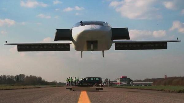 德电动出租车Lilium jet:2019年首次载人飞行 此前获腾讯牵头注资9000万美元