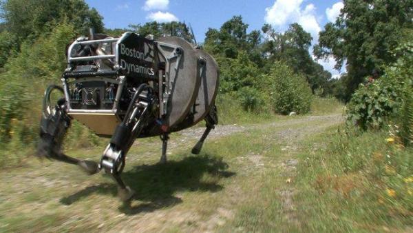 黑科技!波士顿动力造出逆天新机器人 但我们是该高兴还是像谷歌一样担忧?
