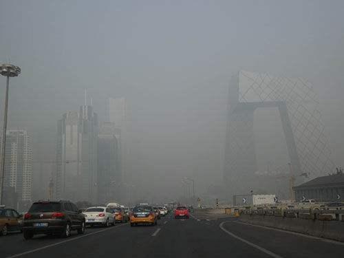 """研究发现空气污染可能会增加患口腔癌风险 PM2.5是""""主犯"""""""