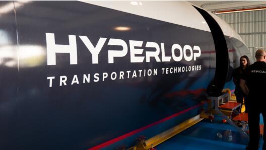 HTT揭露全尺寸超级高铁乘客舱真容 最高时速可达760英里