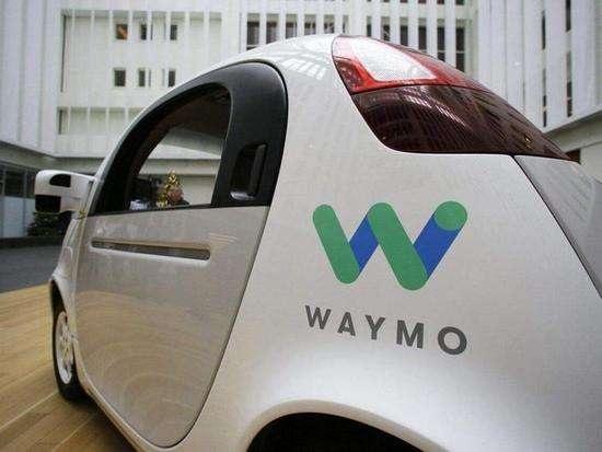 Waymo自动驾驶汽车新进展:首获加州许可证可无人监管上路测试