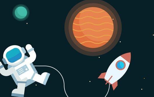 离家144天!天问一号距离地球超1亿公里 预计春节前后被火星捕获