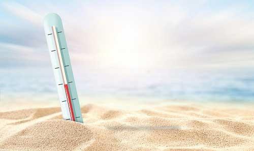 热浪来袭!2020或为有记录以来最热年份之一 飓风、野火等自然灾害将增加