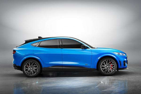 国产版福特Mustang Mach-E官图发布