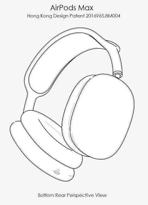 苹果获得15项外观设计专利 涉及AirPods Max及智能电池壳Smart Case