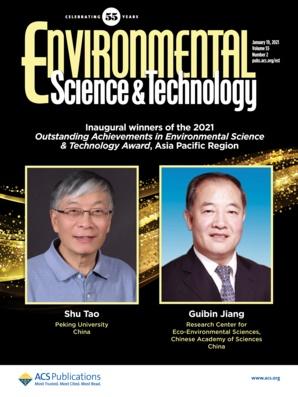 两位中国院士获奖!ACS ES&T环境科学与技术杰出成就奖公布