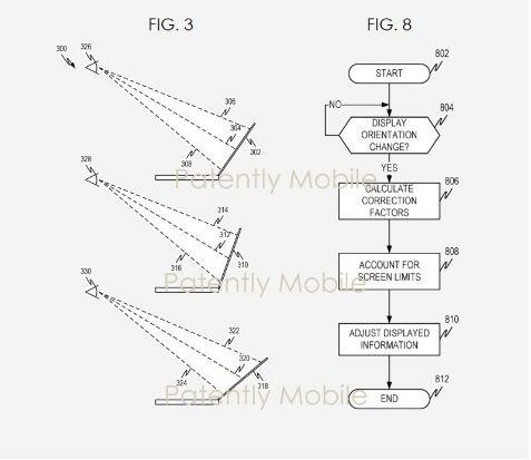 微软新专利曝光:笔记本显示屏能自动调整角度 完美匹配用户视角