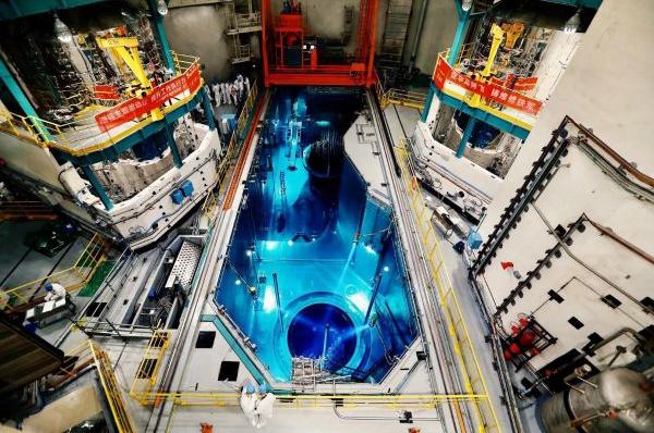 """恭喜!世界首台""""华龙一号""""核电机组投入商业使用 单台发电量达到100亿千瓦时"""