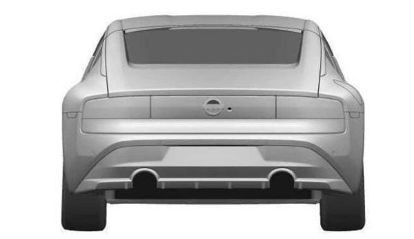 设计大胆!日产Z系列跑车量产版专利图曝光:几乎与原型车一模一样!