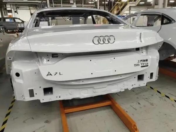 大众中国CEO:上汽奥迪首款车型将在2022年初实现交付