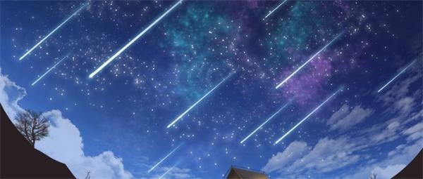 """元旦""""彩蛋""""!新年第一场流星雨1月3日光临地球 火流星较多"""