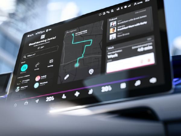 领克ZERO内饰官图正式公布 计划2021年下半年量产上市
