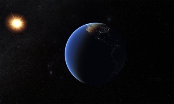 """《自然》子刊:去年4月太阳系一场0.1秒的""""爆闪"""",来源查清楚了"""