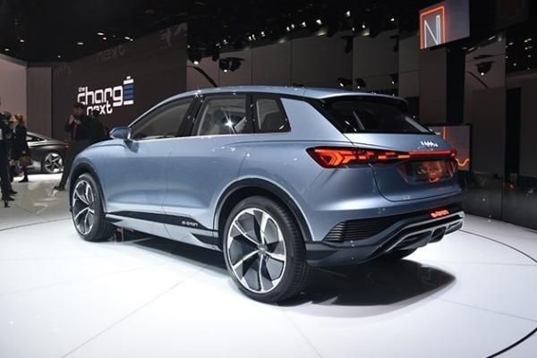奥迪Q4 e-tron将于2022年在佛山工厂投产 并于同年上市