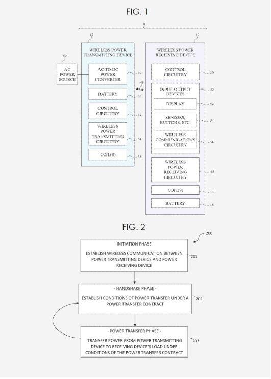 花式充电!苹果新专利或让未来Macbook内置反向充电 为iPhone或平板充电