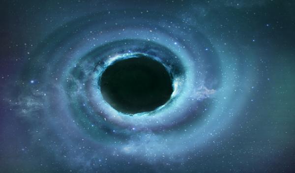 《物理评论D》:可通过重新连接磁力线从黑洞中提取能量