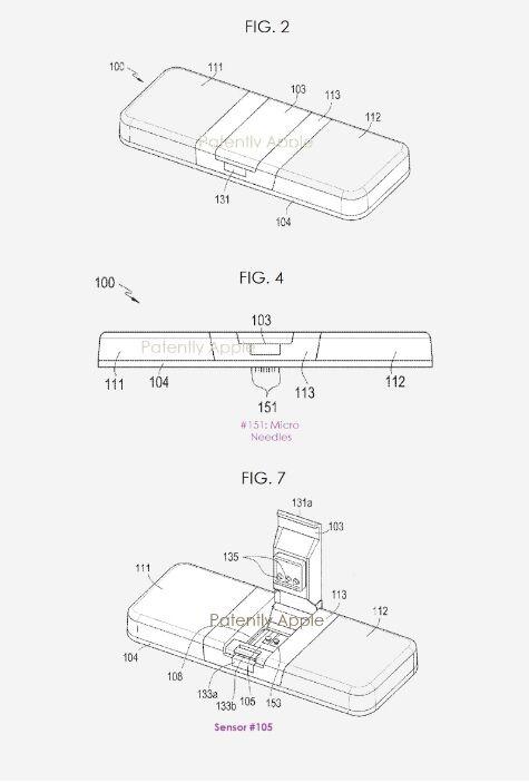 剑指Apple Watch!三星获得可穿戴设备新专利 可测血糖、乳酸、血压等