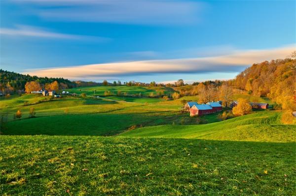 24.2万英亩!比尔盖茨成美国最大农田主,超过纽约市陆地面积