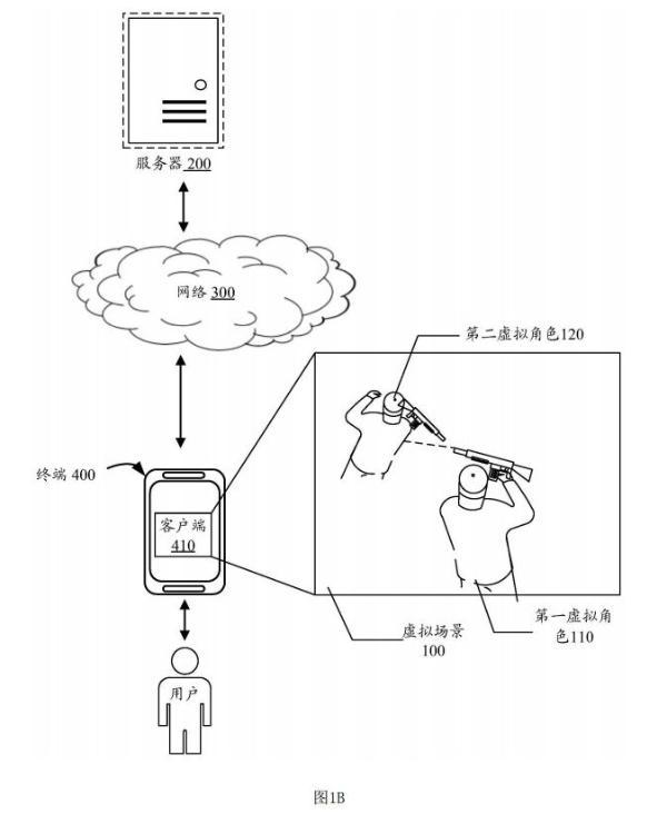 """腾讯公布""""虚拟角色控制方法""""专利 涉及计算机人机交互技术领域"""