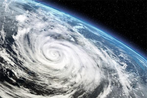 """还好太空没人住!中国科学家首次观测到""""太空飓风"""""""