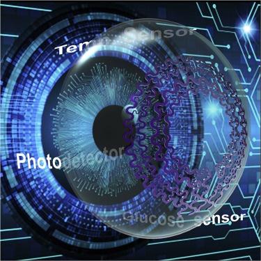 眼泪知道你的健康状况:新型智能隐形眼镜可检测糖尿病、心脏病和中风等疾病