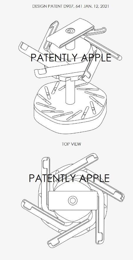 苹果曝光新专利:14个立式相机围成一圈 提供360度VR沉浸式体验