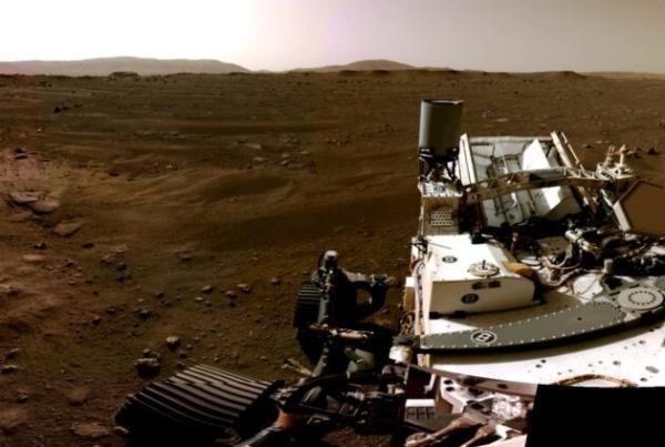 真·来自远方的声音!NASA毅力号录下了来自火星的声音