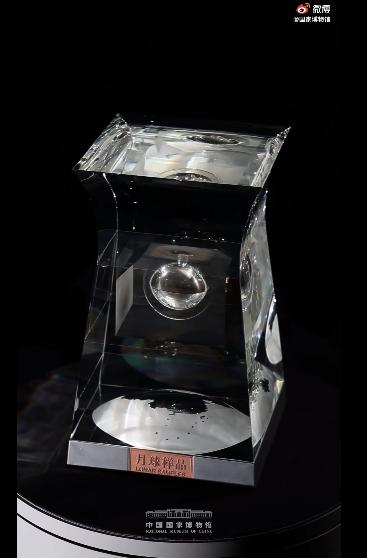 """""""嫦娥""""带的""""土特产""""即将公展!月壤容器乃借鉴青铜尊造型"""