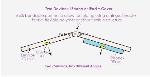 三星和苹果都在发力全景拍摄 新专利探索在设备和配件上安装双摄像头