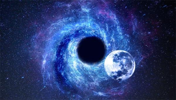 颠覆性认知:超大质量黑洞可能是暗物质形成的 达到临界值后坍缩