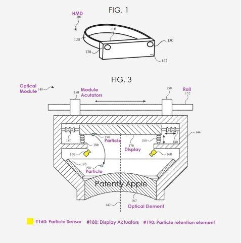 苹果头戴式设备再申请2项专利 涉及定向音频检测和灰尘颗粒清除系统