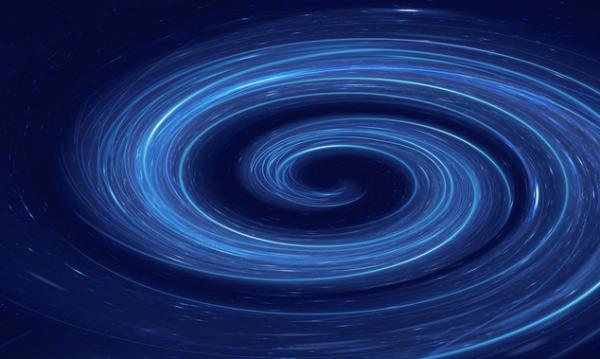 科学家首次捕捉到两个超大质量黑洞的神秘延迟信号 它们都来自7亿光年之外