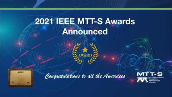 中国首次获奖!5G毫米波研究成果获IEEE MTT-S微波奖