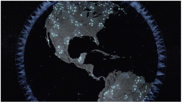 行业标杆!SpaceX在两天内发射了两批星链卫星 总数已经超过1000颗