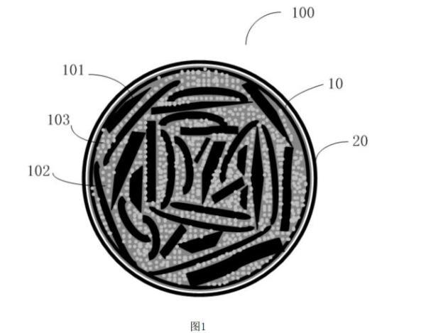 华为公布锂离子电池专利 采用硅碳复合材料延长电池使用寿命