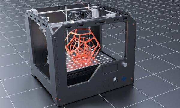 进化!3D打印现在可以打印生物了 挺有用的