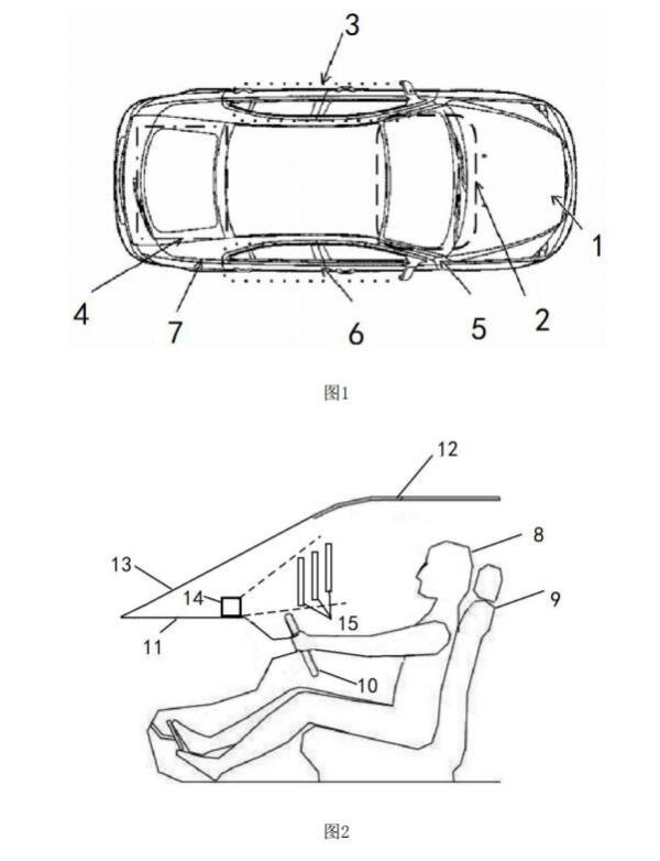 宝马公开自动驾驶汽车相关专利:充分利用车内显示器 提供沉浸式视觉效果