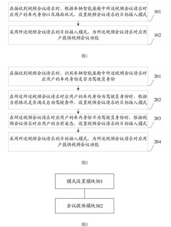 小鹏汽车关联公司公开智能座舱专利 可在自动驾驶条件下开视频会议