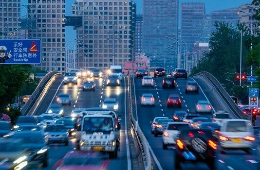清华大学开放道路物联网监控模型专利车辆超载AI眼识别