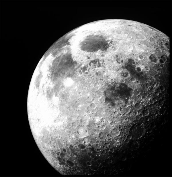 月球方舟计划!科学家提议将670万物种DNA存储到月球,应对世界末日灾难