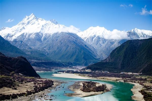 雅鲁藏布江起源之谜:我国科学家揭秘南亚河流形成演化历史