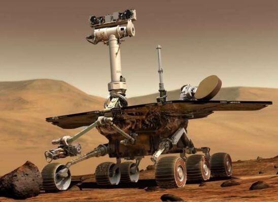 超级润滑!科学家开发了新的纳米金属碳化物 未来的火星探测器不用担心磨损