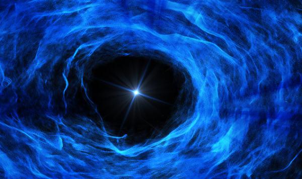 """天文学家观察到""""流浪黑洞"""",时速超17万公里"""