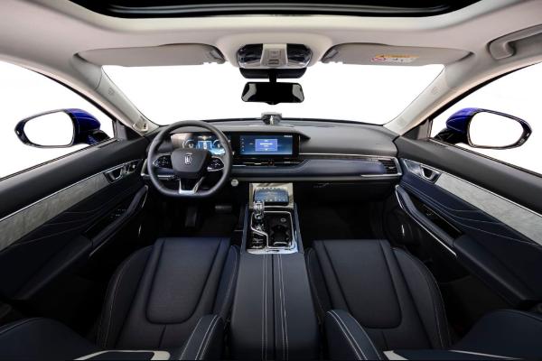 五星安全认证 奔腾T99机长版19.19万元正式上市