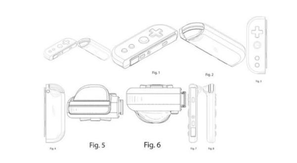 Switch将告别摇杆漂移?任天堂新专利曝光:采用类似3DS按键方案