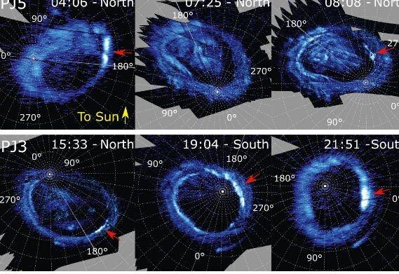 木星神秘极光风暴首次被观测到,与地球极光起源类似